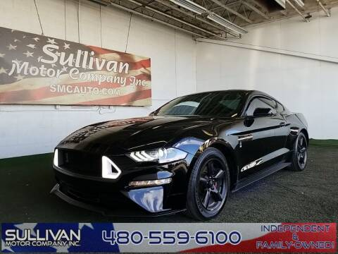 2019 Ford Mustang for sale at TrucksForWork.net in Mesa AZ