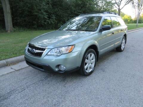 2009 Subaru Outback for sale at EZ Motorcars in West Allis WI