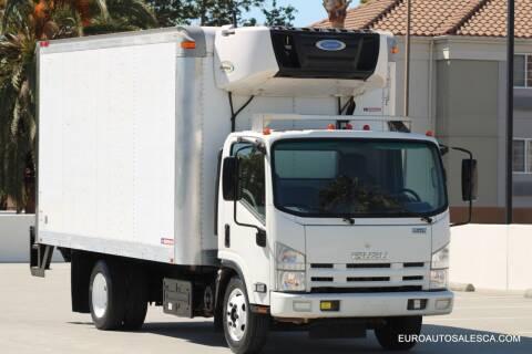 2015 Isuzu NQR for sale at Euro Auto Sales in Santa Clara CA