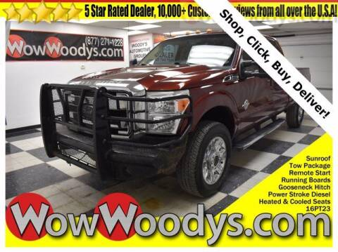 2016 Ford F-350 Super Duty for sale at WOODY'S AUTOMOTIVE GROUP in Chillicothe MO