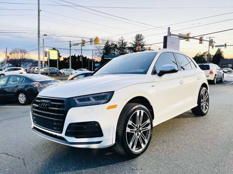 2018 Audi SQ5 for sale at LotOfAutos in Allentown PA
