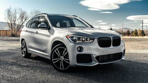2017 BMW X1 for sale at MUSCLE MOTORS AUTO SALES INC in Reno NV
