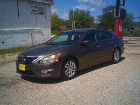 2015 Nissan Altima for sale at BestBuyAutoLtd in Spring Grove IL