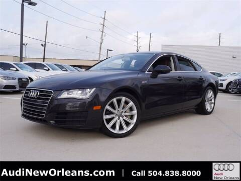 2014 Audi A7 for sale at Metairie Preowned Superstore in Metairie LA