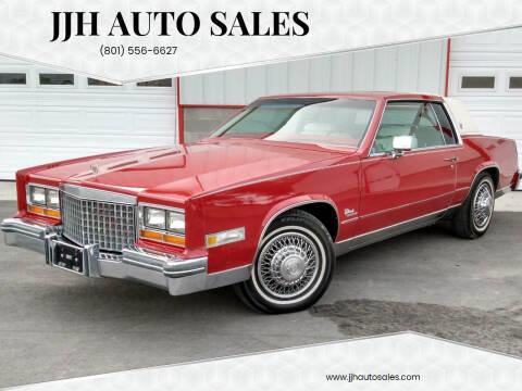 1980 Cadillac Eldorado for sale at JJH Auto Sales in Salt Lake City UT