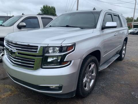 2015 Chevrolet Tahoe for sale at Safeway Auto Sales in Horn Lake MS