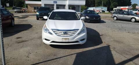 2012 Hyundai Sonata for sale at Lyman Autogroup LLC. in Lyman SC