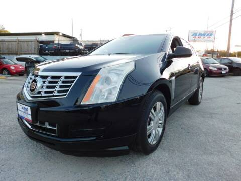 2013 Cadillac SRX for sale at AMD AUTO in San Antonio TX