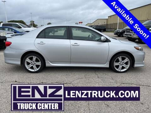 2013 Toyota Corolla for sale at Lenz Auto - Coming Soon in Fond Du Lac WI