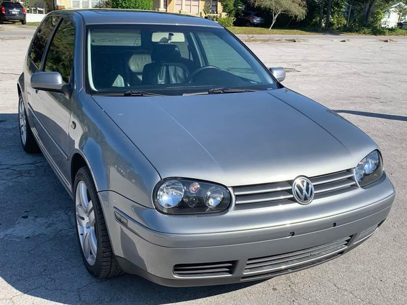 2003 Volkswagen GTI for sale at Consumer Auto Credit in Tampa FL