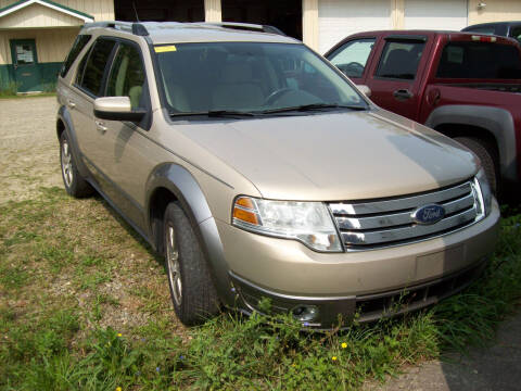 2008 Ford Taurus X for sale at Summit Auto Inc in Waterford PA