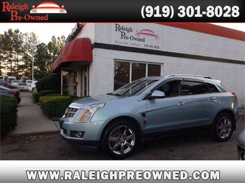 2011 Cadillac SRX for sale at Raleigh Pre-Owned in Raleigh NC