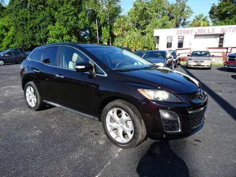 2010 Mazda CX-7 for sale at DONNY MILLS AUTO SALES in Largo FL