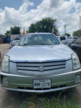 2008 Cadillac SRX for sale at 1st Stop Auto in Houston TX