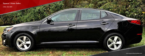 2015 Kia Optima for sale at Square 1 Auto Sales - Commerce in Commerce GA