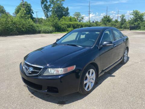 2005 Acura TSX for sale at Mr. Auto in Hamilton OH