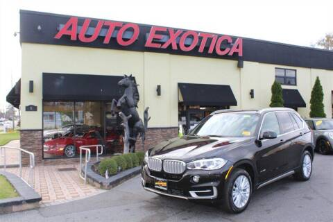 2017 BMW X5 for sale at Auto Exotica in Red Bank NJ
