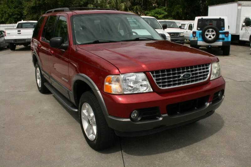 2004 Ford Explorer for sale at Mike's Trucks & Cars in Port Orange FL