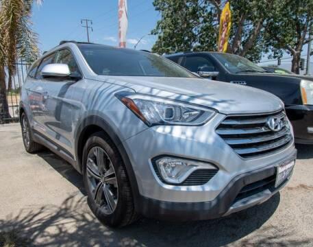 2014 Hyundai Santa Fe for sale at GQC AUTO SALES in San Bernardino CA
