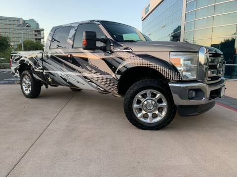 2012 Ford F-250 Super Duty for sale at San Diego Auto Solutions in Escondido CA