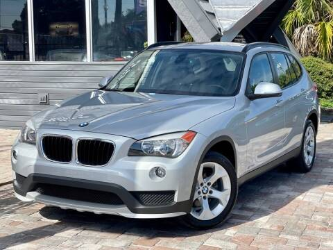 2015 BMW X1 for sale at Unique Motors of Tampa in Tampa FL