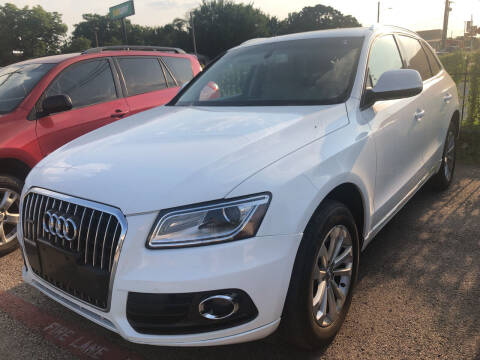 2013 Audi Q5 for sale at Auto Access in Irving TX