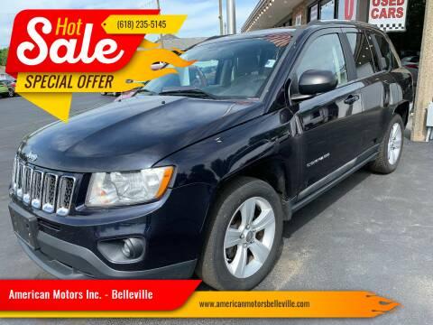 2011 Jeep Compass for sale at American Motors Inc. - Belleville in Belleville IL