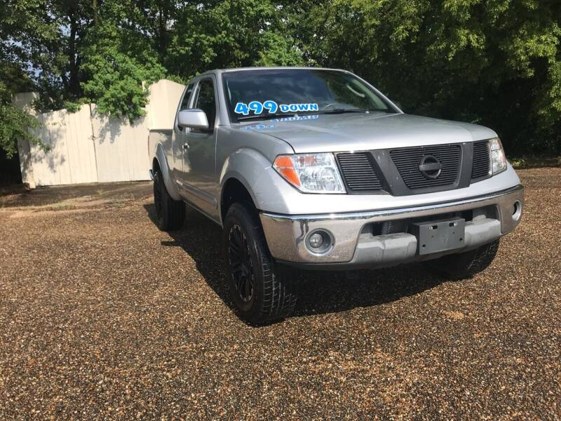 2005 Nissan Frontier for sale at DRIVE ZONE AUTOS in Montgomery AL