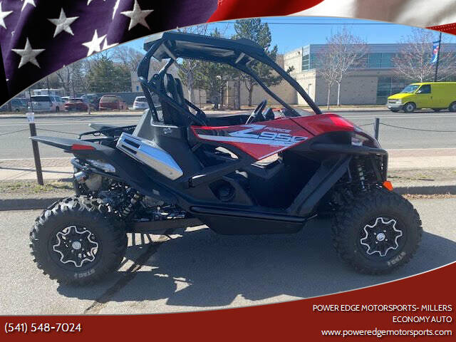 2021 CF Moto Z950 for sale at Power Edge Motorsports- Millers Economy Auto in Redmond OR