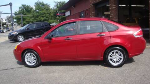 2010 Ford Focus for sale at ROSS MOTOR CARS in Torrington CT