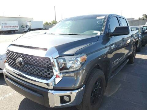 2020 Toyota Tundra for sale at Florida Fine Cars - West Palm Beach in West Palm Beach FL
