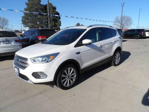 2017 Ford Escape for sale at America Auto Inc in South Sioux City NE