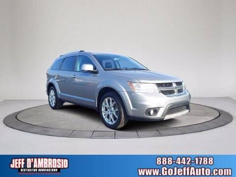 2015 Dodge Journey for sale at Jeff D'Ambrosio Auto Group in Downingtown PA