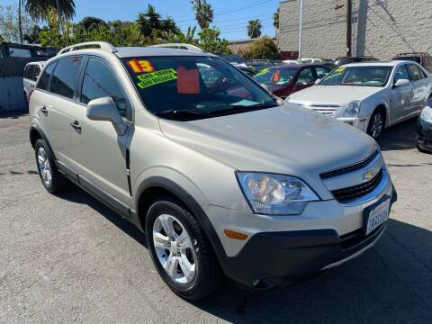 2013 Chevrolet Captiva Sport for sale at North County Auto in Oceanside CA