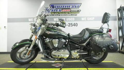 2015 Kawasaki Vulcan 900 Classic LT for sale at Southeast Sales Powersports in Milwaukee WI