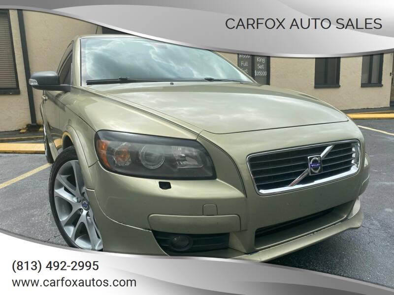 2008 Volvo C30 for sale at Carfox Auto Sales in Tampa FL