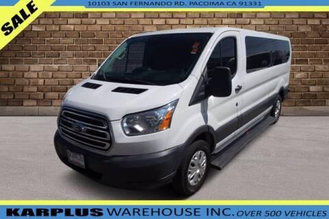 2015 Ford Transit Passenger for sale at Karplus Warehouse in Pacoima CA