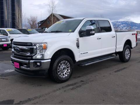 2020 Ford F-350 Super Duty for sale at Snyder Motors Inc in Bozeman MT