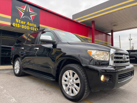2011 Toyota Sequoia for sale at Star Auto Inc. in Murfreesboro TN