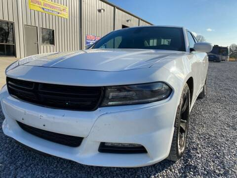 2015 Dodge Charger for sale at Alpha Automotive in Odenville AL