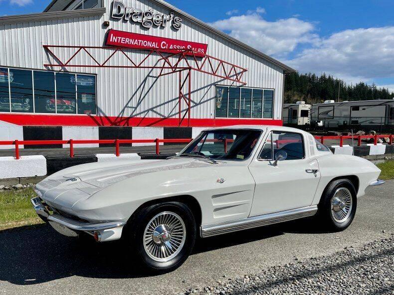 1964 Chevrolet Corvette for sale at Drager's International Classic Sales in Burlington WA