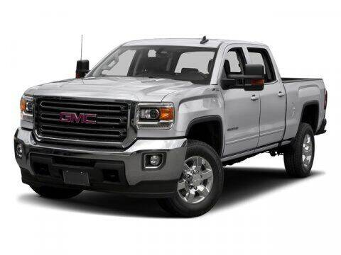 2018 GMC Sierra 3500HD for sale at QUALITY MOTORS in Salmon ID
