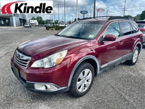 2011 Subaru Outback for sale at Kindle Auto Plaza in Cape May Court House NJ