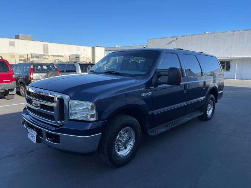 2005 Ford Excursion for sale at PRICE TIME AUTO SALES in Sacramento CA