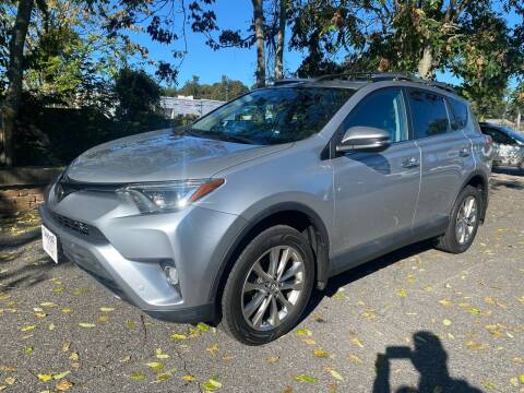 2017 Toyota RAV4 for sale at ANDONI AUTO SALES in Worcester MA