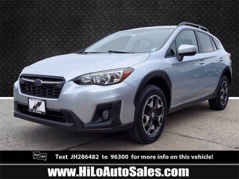 2018 Subaru Crosstrek for sale at Hi-Lo Auto Sales in Frederick MD