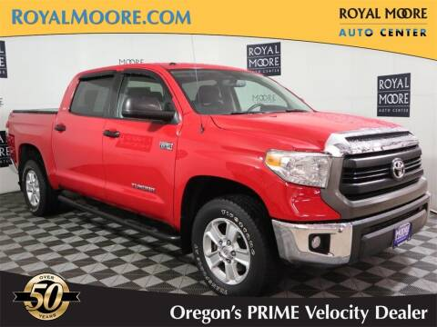 2014 Toyota Tundra for sale at Royal Moore Custom Finance in Hillsboro OR