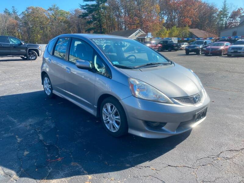 2010 Honda Fit for sale at Irving Auto Sales in Whitman MA