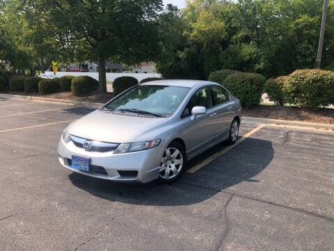 2010 Honda Civic for sale at 5K Autos LLC in Roselle IL