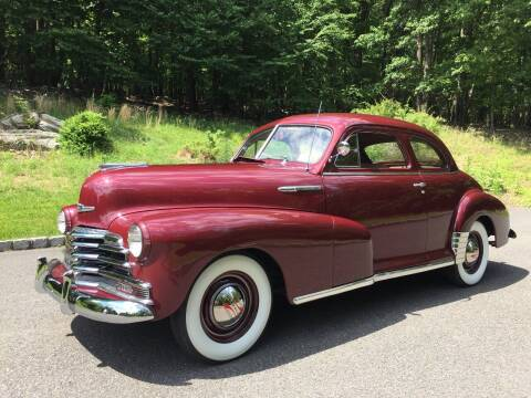1947 Chevrolet Fleetmaster for sale at Right Pedal Auto Sales INC in Wind Gap PA